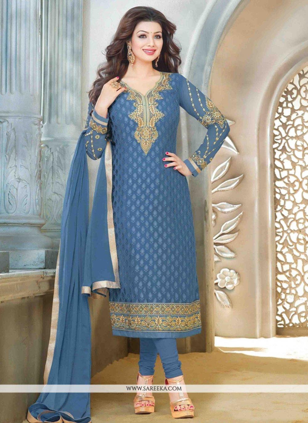 Ayesha Takia Brasso Designer Straight Salwar Kameez