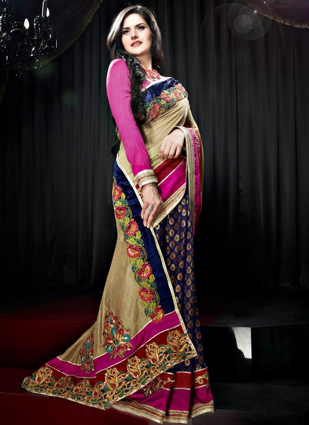 Bollywood Style Viscose Saree