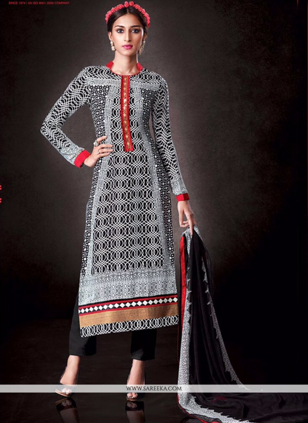 Print Work Salwar Suit