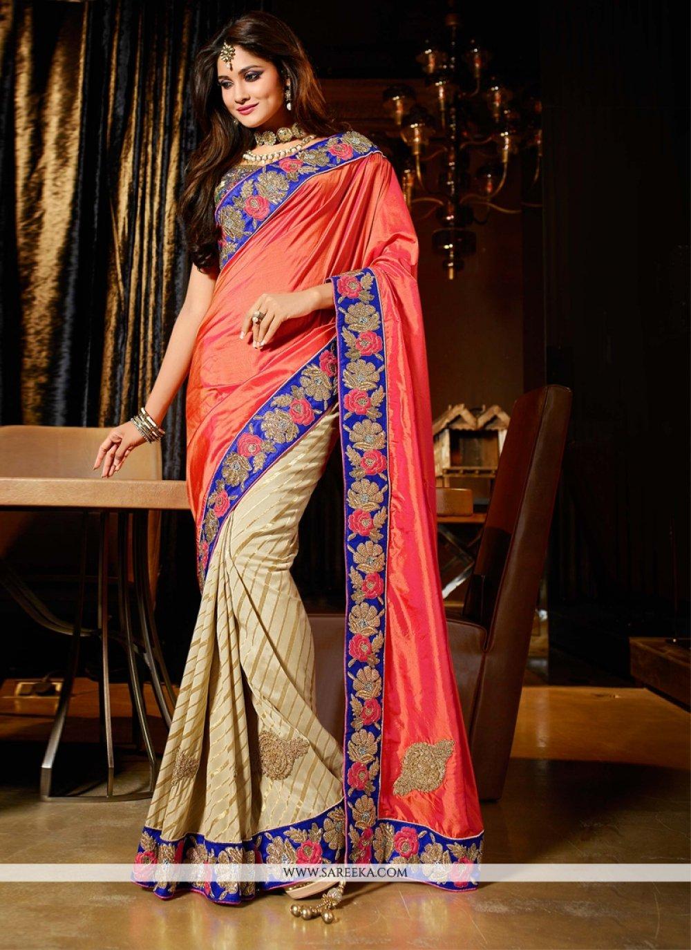 Viscose Designer Saree