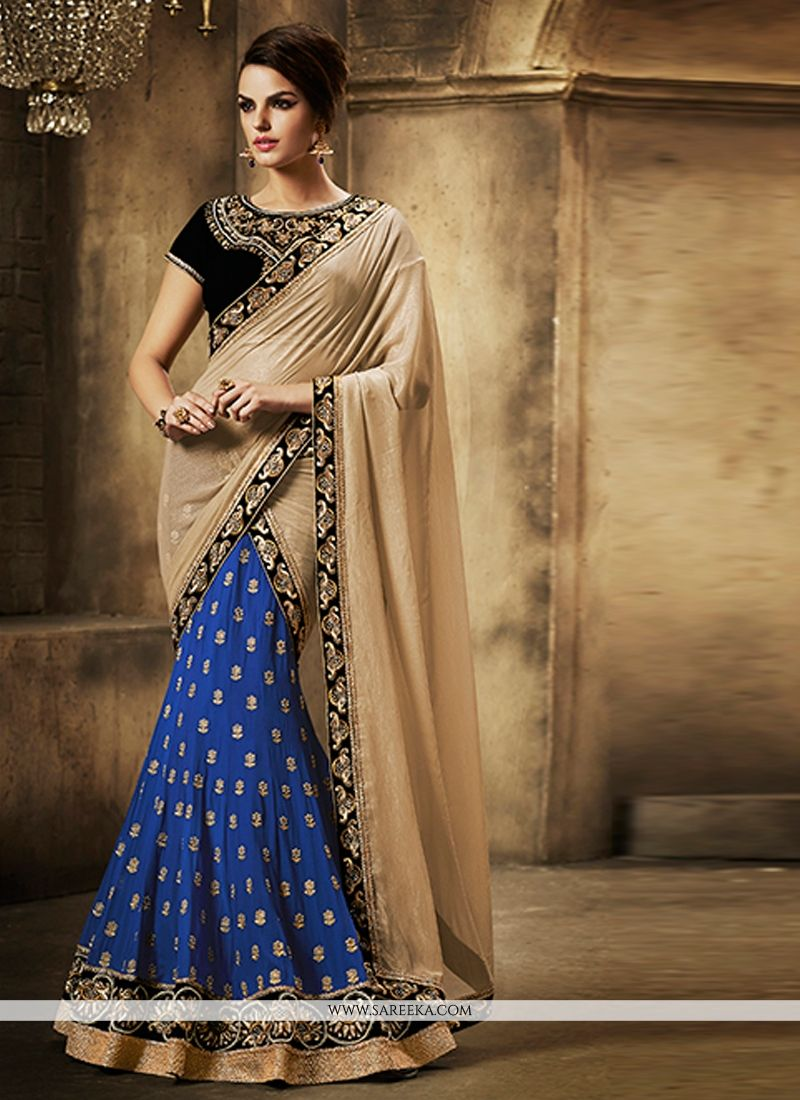 Lehenga Saree For Party