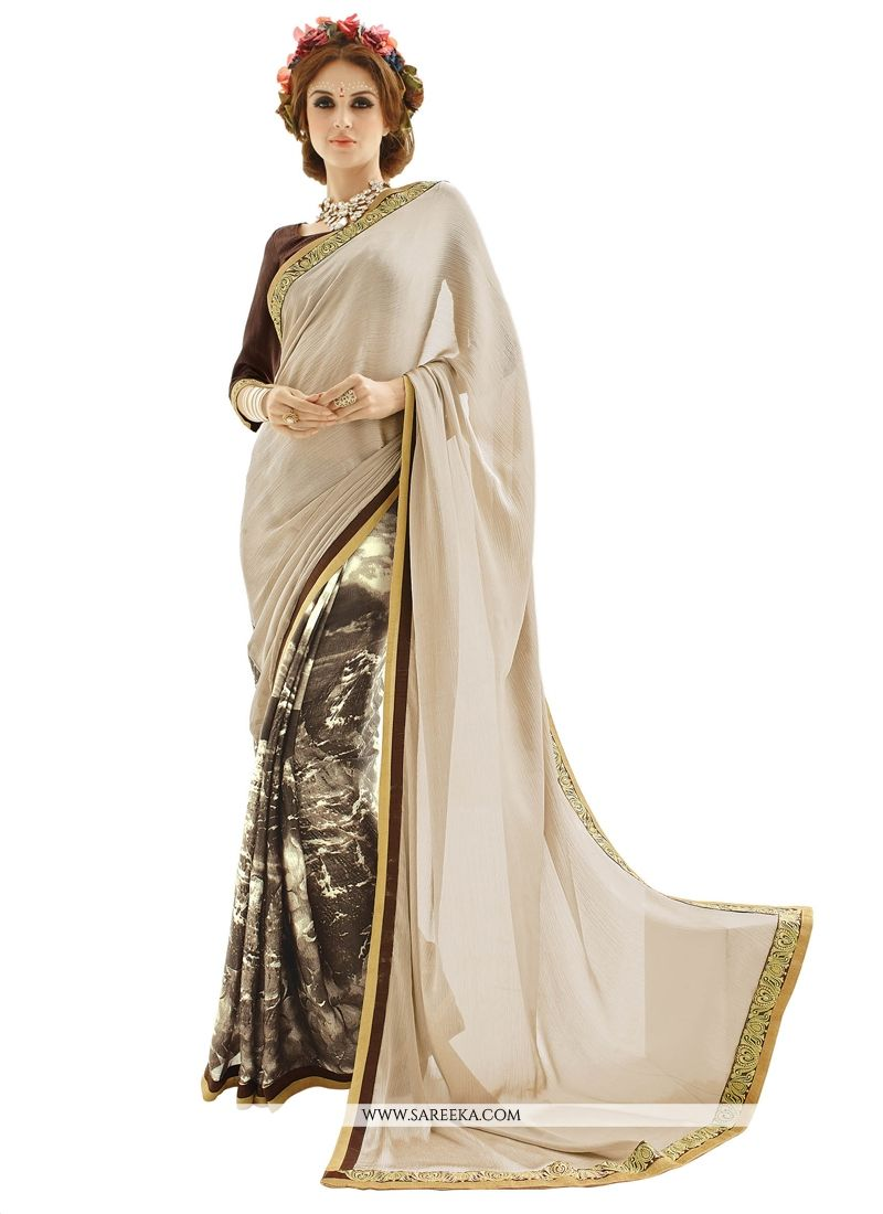 Multi Colour Silk Casual Saree