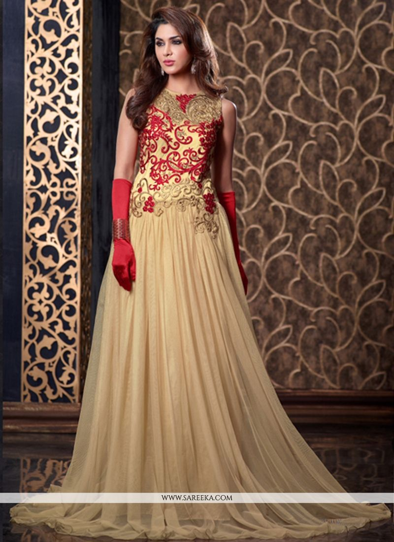Floor Length Anarkali Suits