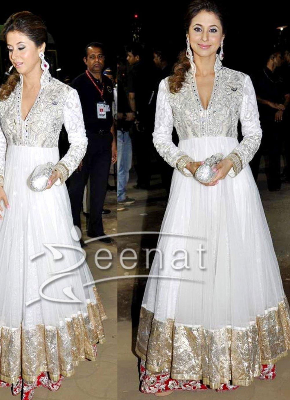 Ivory Bollywood Salwar Kameez