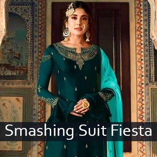 Smashing Salwar Suit Collection