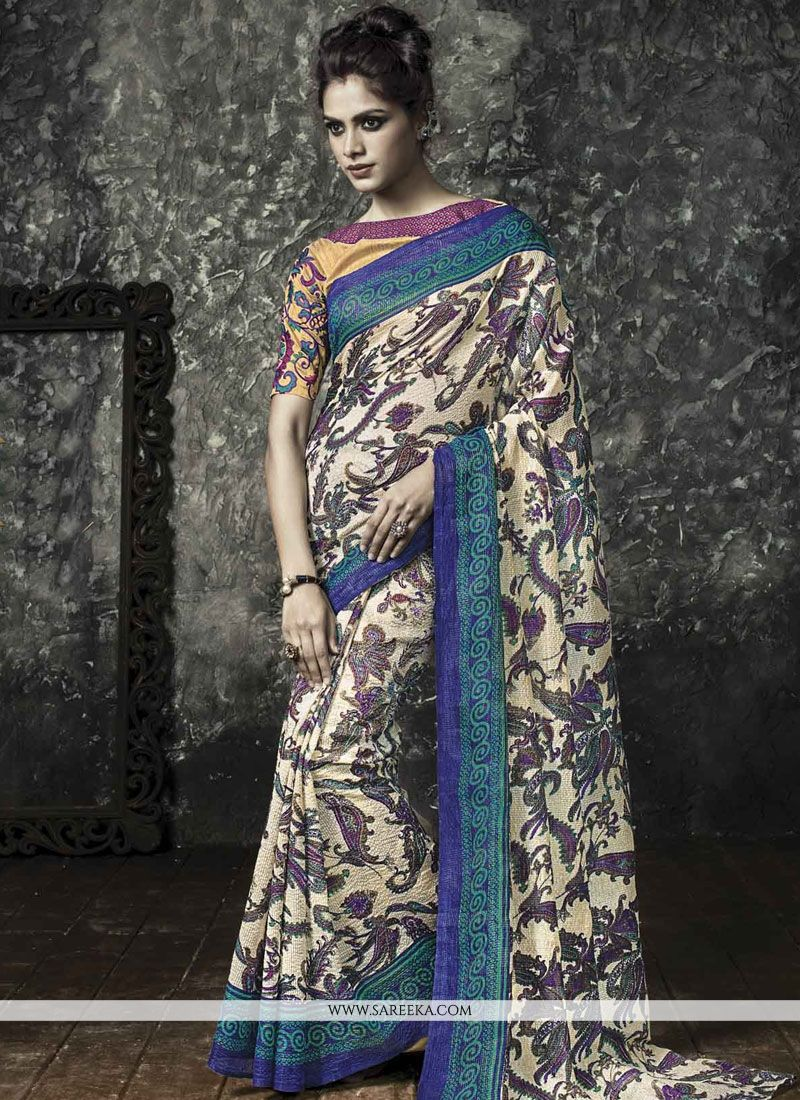 Manipuri Silk Casual Saree