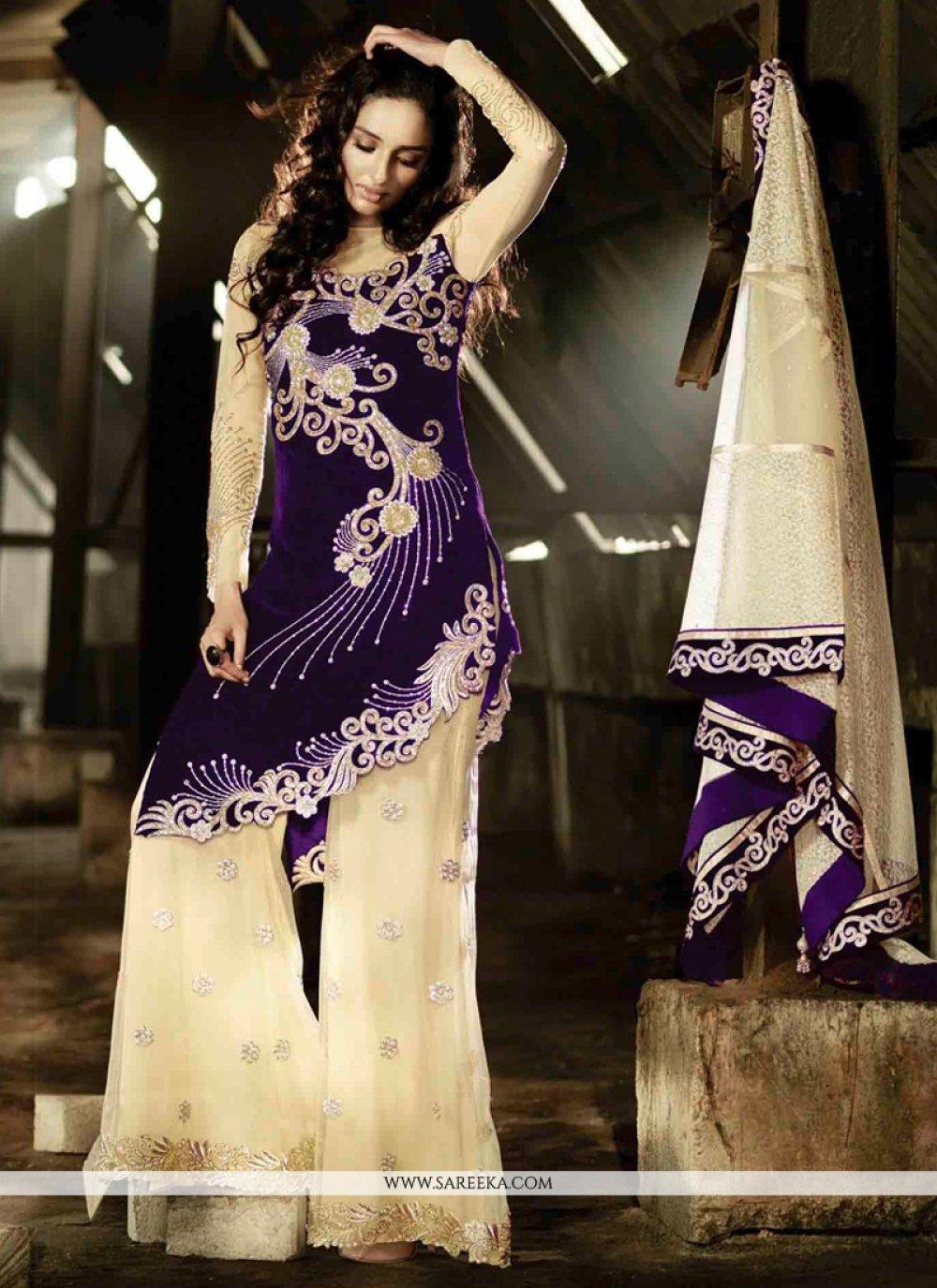 Purple Designer Suit