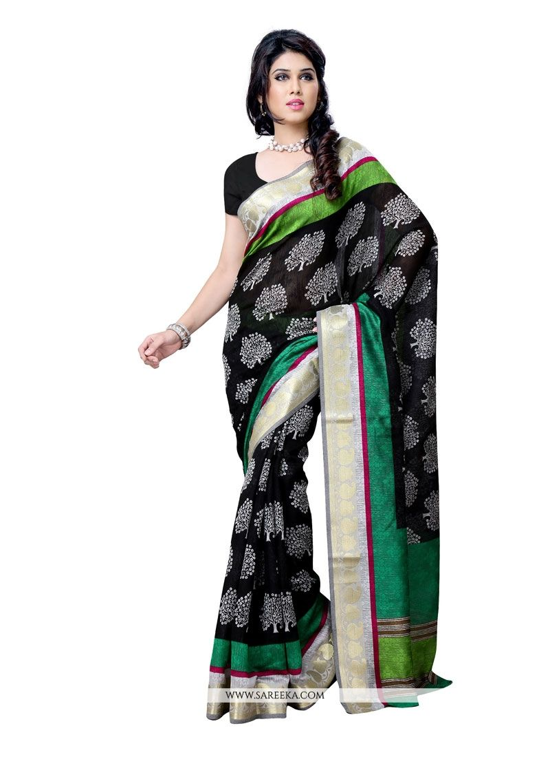 Art Silk Casual Saree