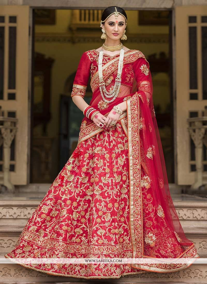 Buy Lehenga Saree For Reception Online : Fiji - Saree