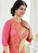 Ayesha Takia Resham Work Anarkali Salwar Kameez