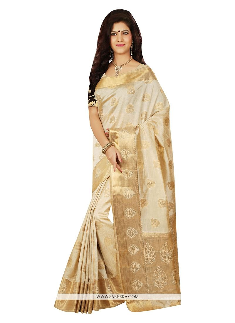 Art Silk Designer Saree