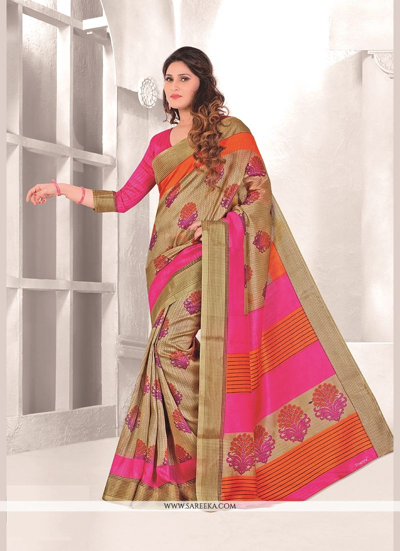 Mysore Udyog Casual Saree