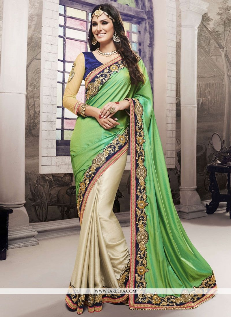 3de9f77045 Buy Stone Work Traditional Saree Online at lowest price -