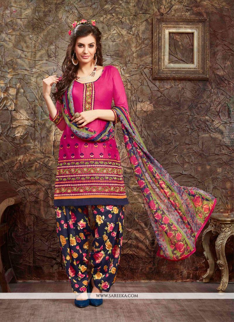 b2d1acef64 Buy Online Dignified Cotton Designer Suit : 42383 -