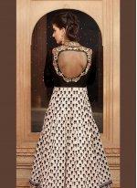 Net Black Anarkali Salwar Kameez
