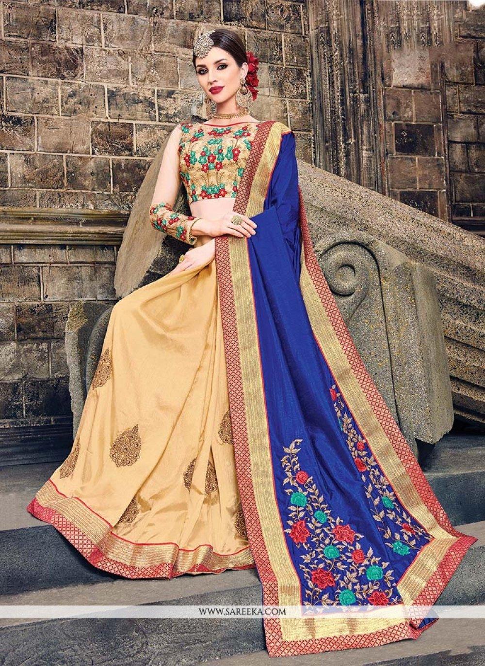 Embroidered Work Classic Designer Saree