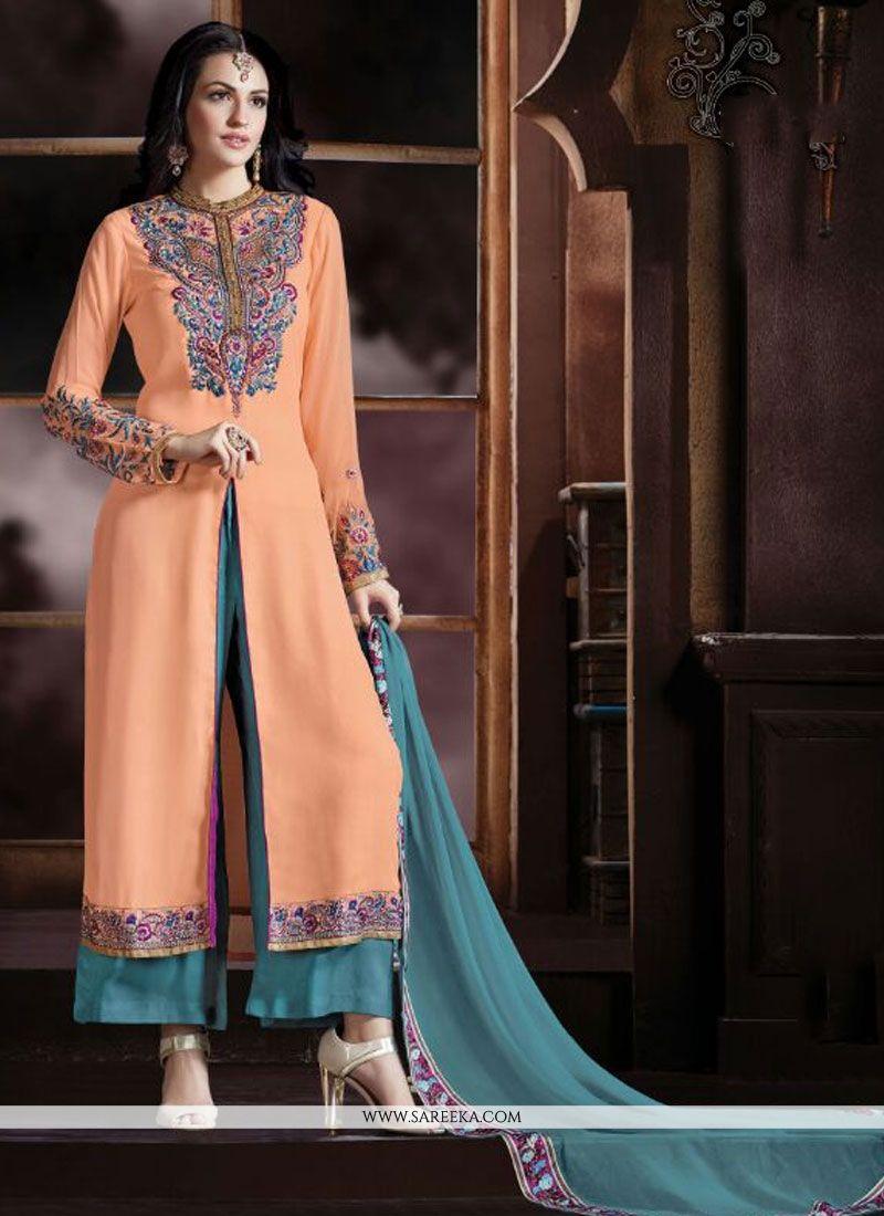 eb64ea1366b Georgette Designer Pakistani Salwar Suit -