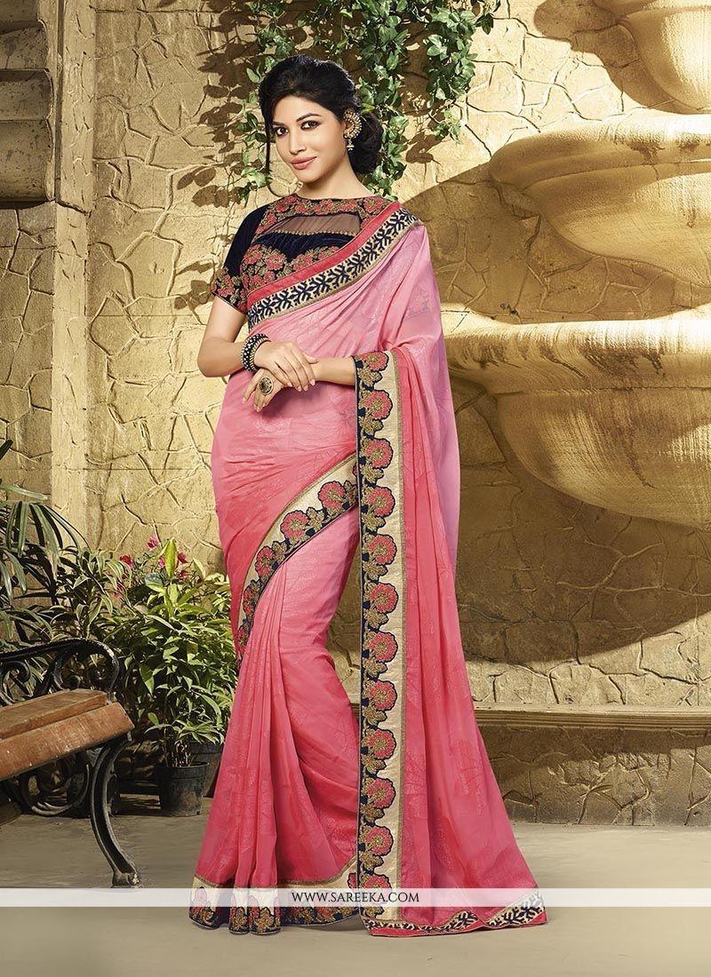 Jacquard Classic Designer Saree