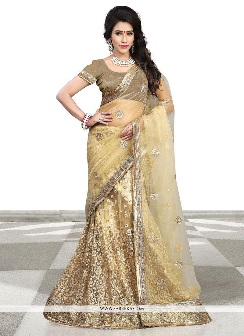 Net designer lehenga saree saree for Designer com