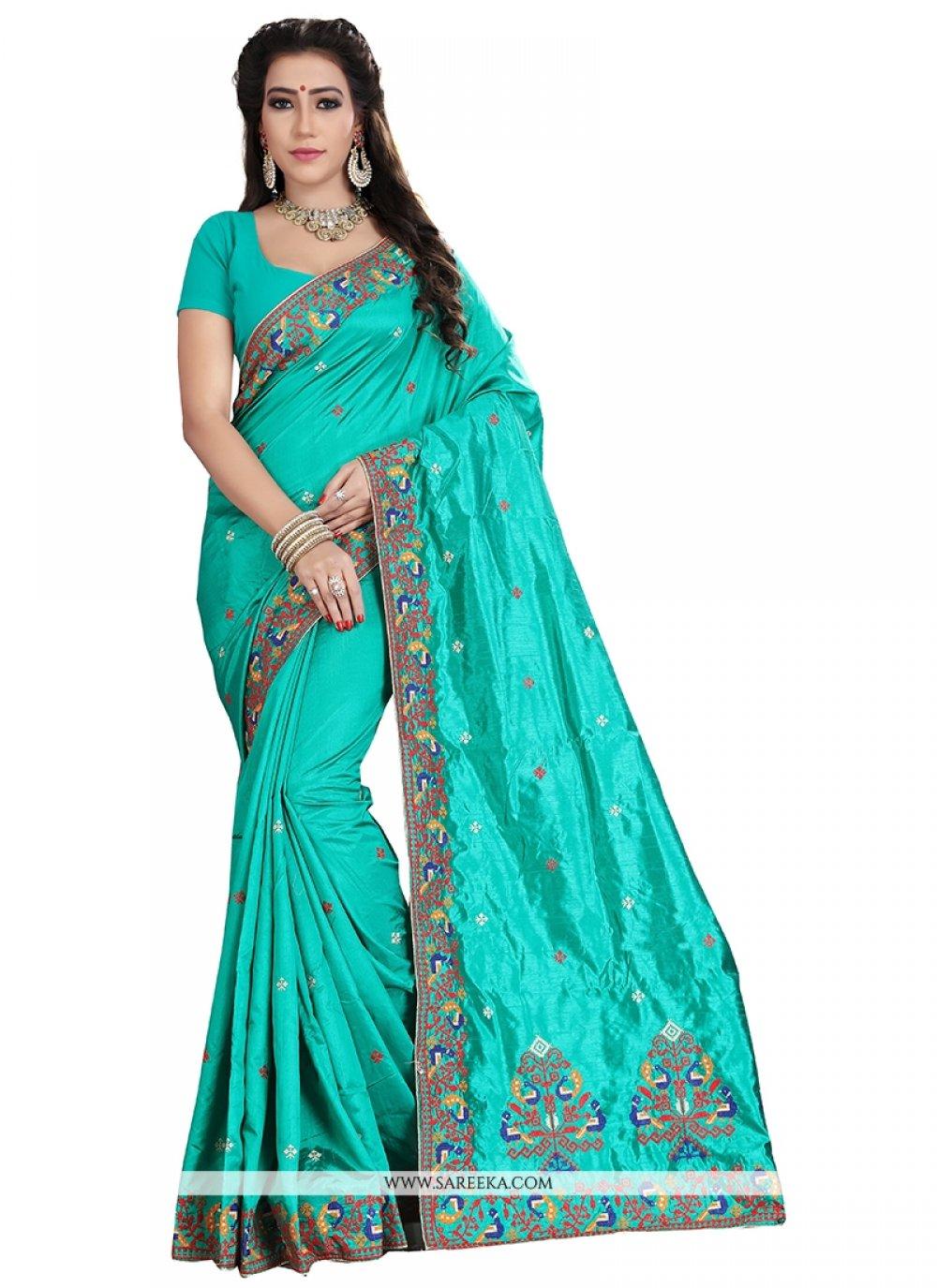 Art Silk Designer Traditional Sarees