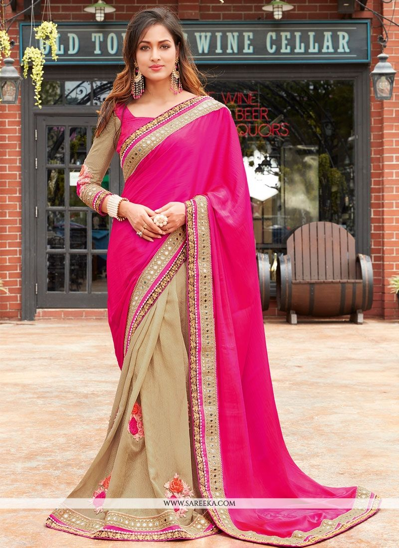 New half saree fashion 50