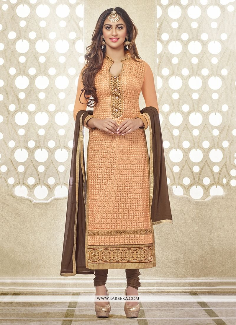 Buy Online Vehemently Fancy Fabric Designer Suit : 42419 - Salwar ...