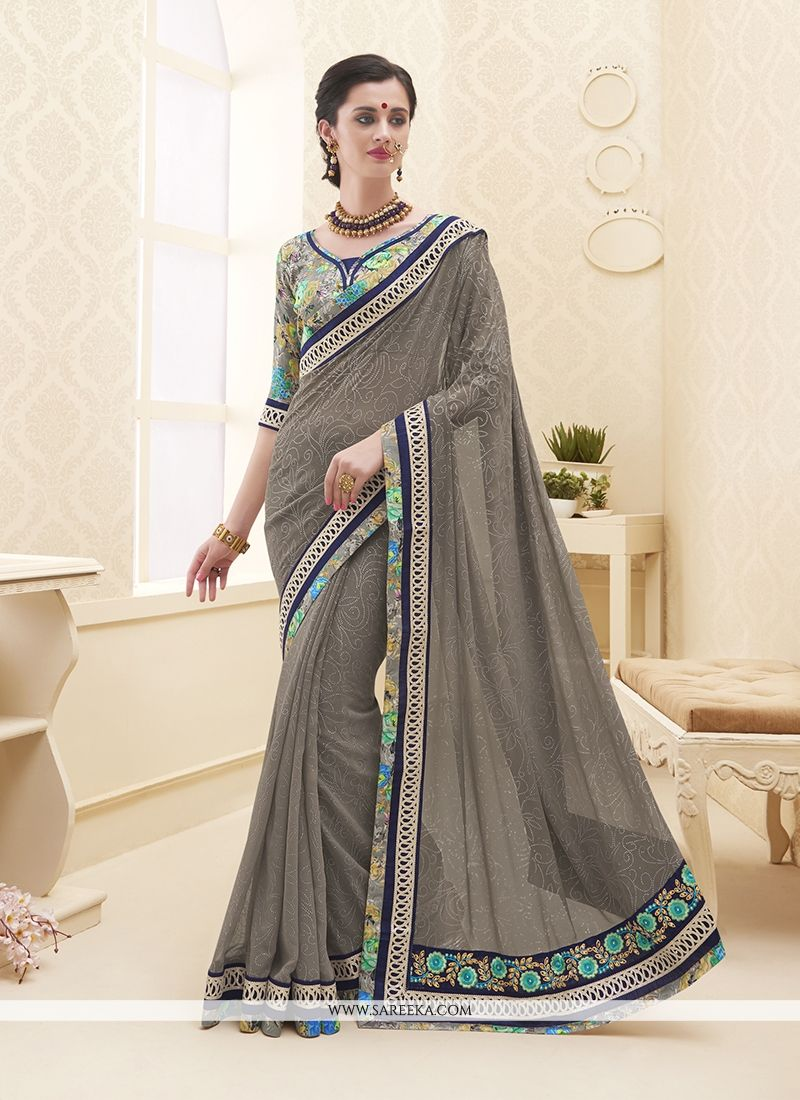 Designer Saree For Party
