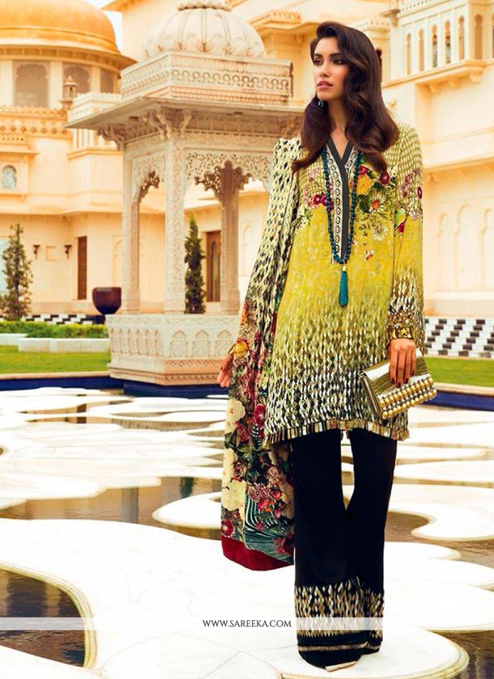 Multi Colour Designer Suit