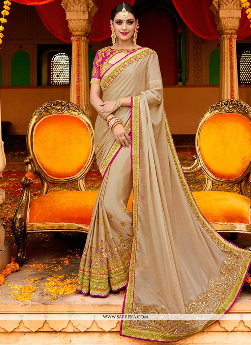 Art Silk Classic Designer Saree