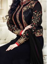 Ayesha Takia Black Jacket Style Suit