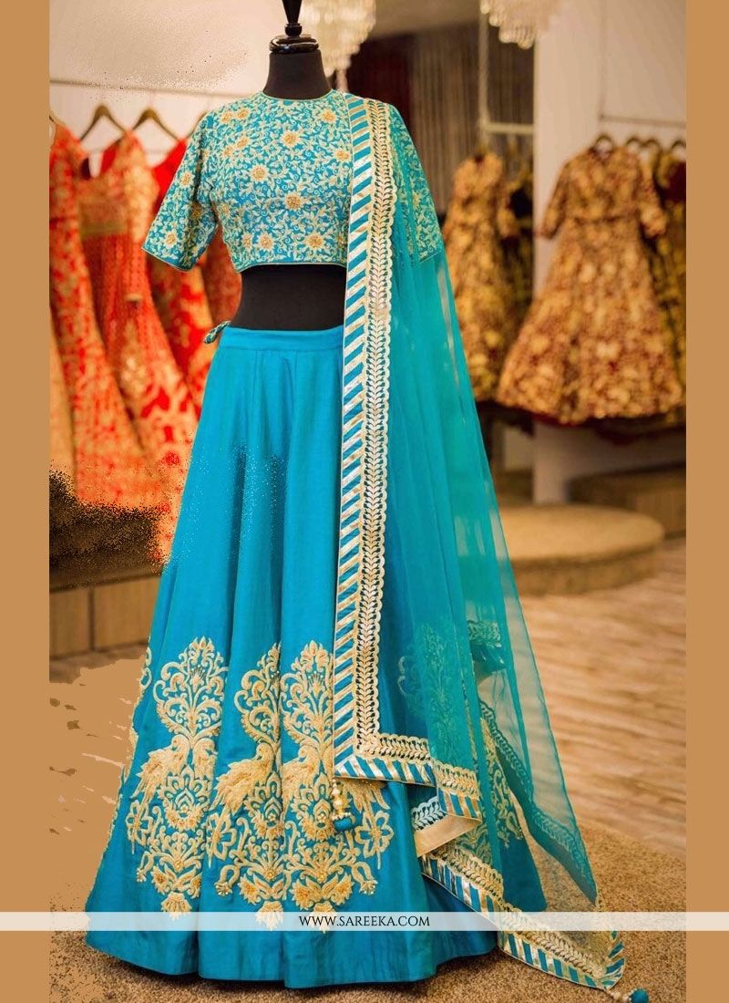 Banglori Silk Lehenga Choli