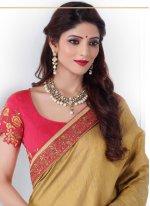 Half N Half  Saree For Wedding