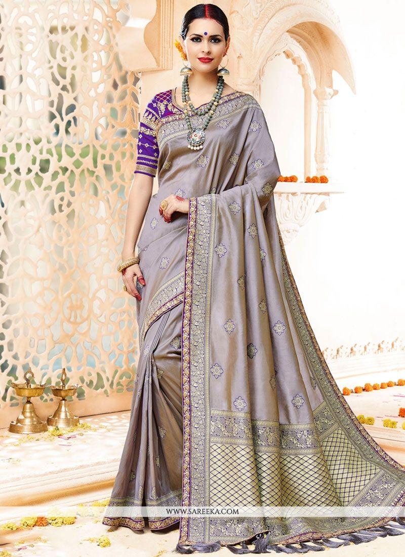 b50ea2674f Buy Art Silk Designer Traditional Saree Online : New Zealand -