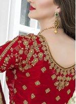 Embroidered Work Designer Traditional Saree