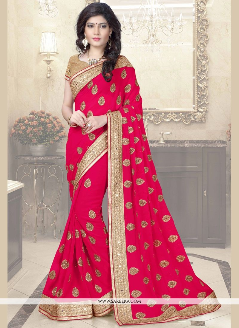 Buy mirror work classic designer saree online india saree for Mirror work saree