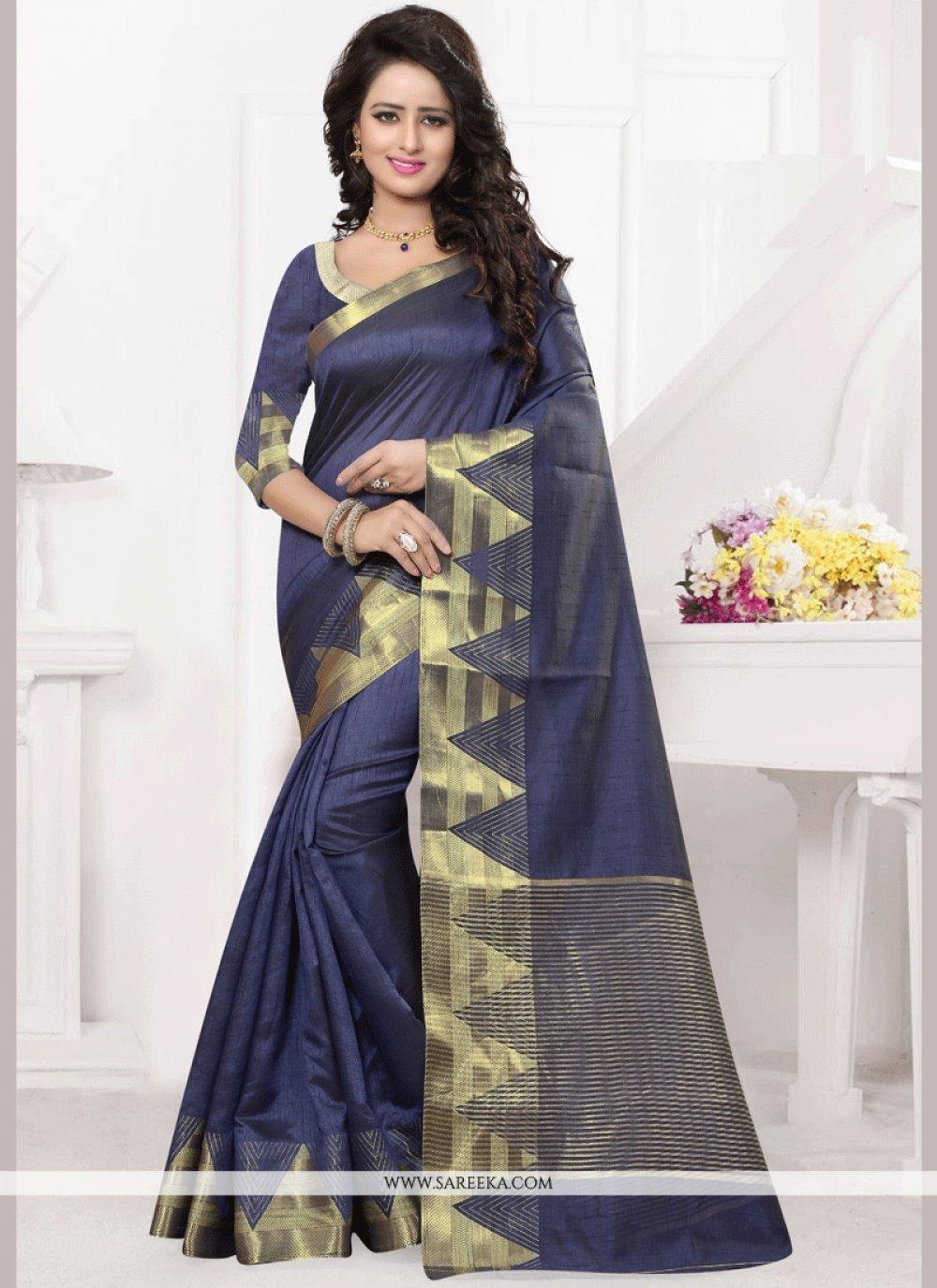 Tussar Silk woven Work Traditional  Saree