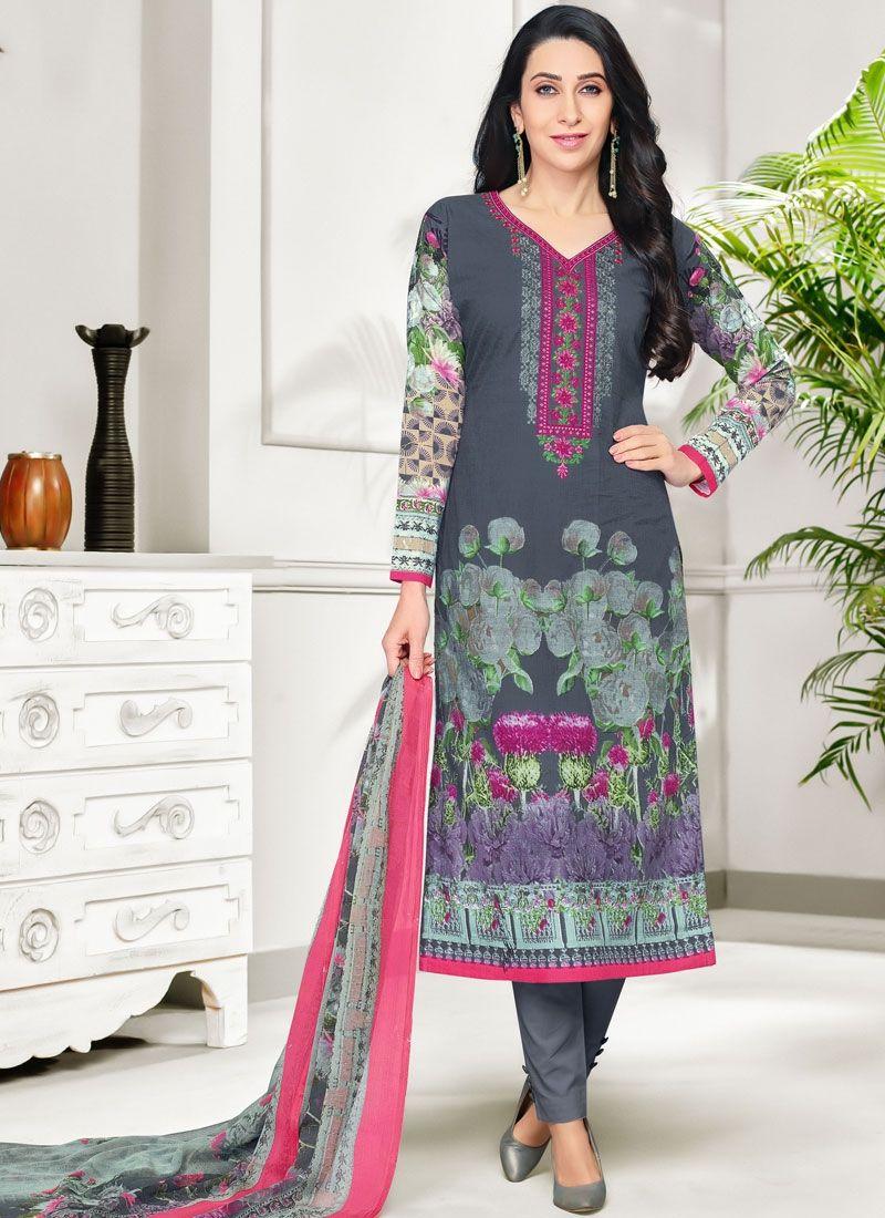 Amazing Multicolor Salwar Suit