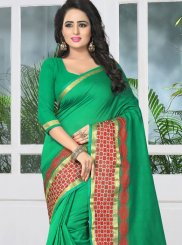 Banarasi Silk woven Work Traditional  Saree