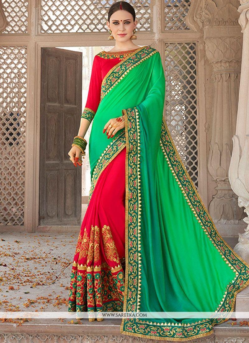 Banglori Silk Designer Saree