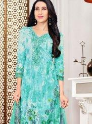 Beautiful  Multi Color Salwar Suit