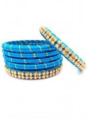 Blue Bangles