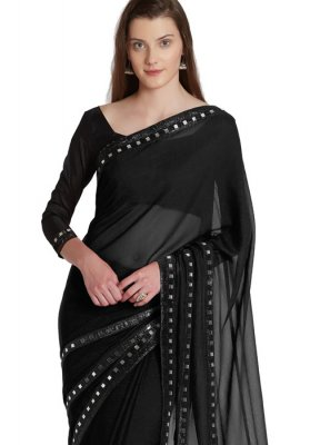 Casual Saree For Ceremonial