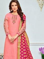 121db5ecba Most Popular | Peach Color Salwar Kameez and Peach Color Salwar Suits  Online Shopping