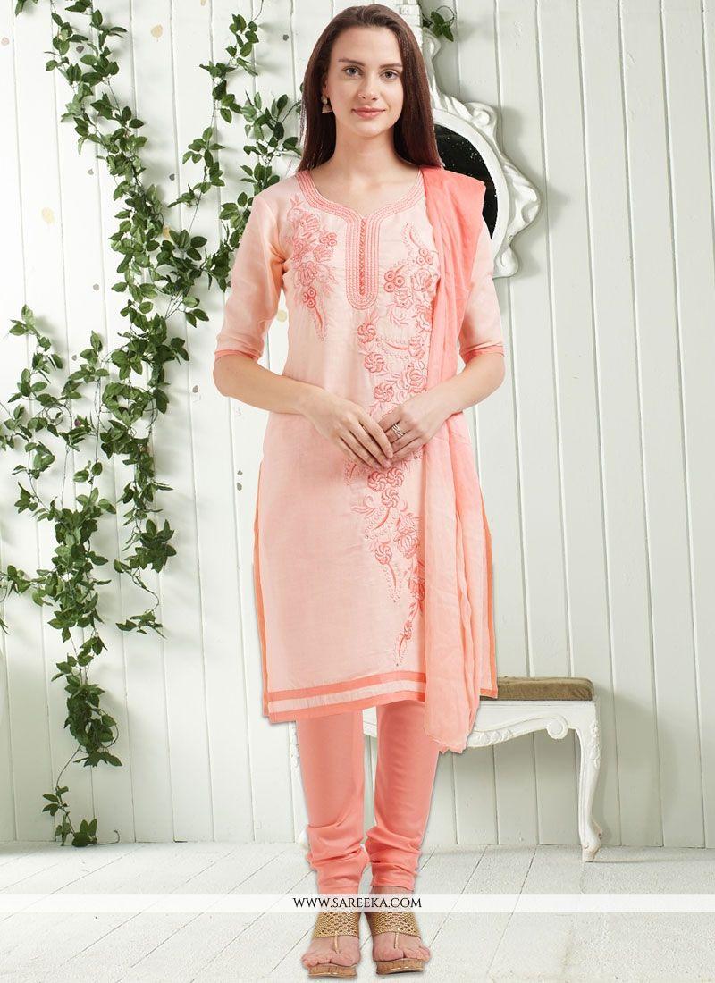 Cotton   Churidar Suit