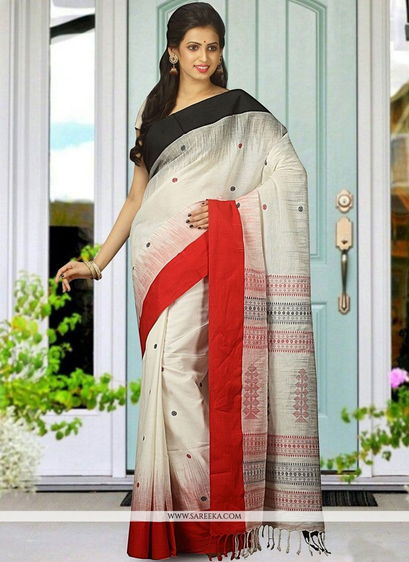 Cotton   Traditional Designer Saree