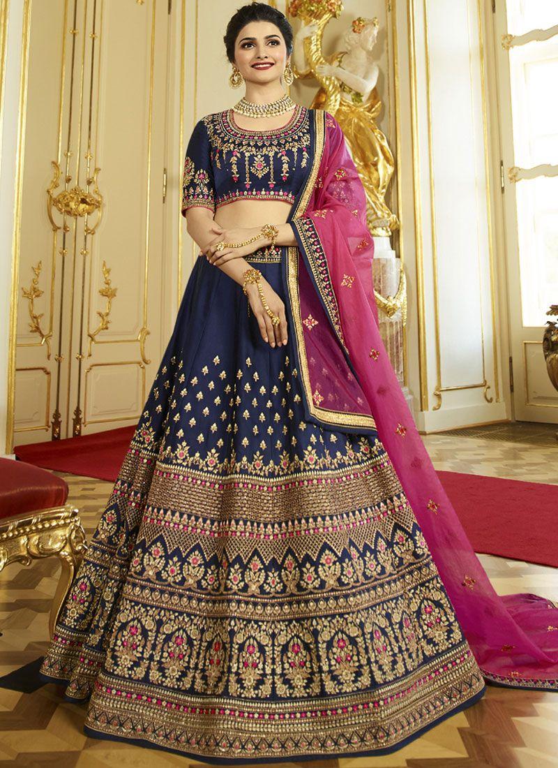 e44dfd8a5 Buy Designer Lehenga Choli For Mehndi Online   97225 -