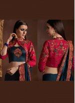 Embroidered Bridal Classic Designer Saree