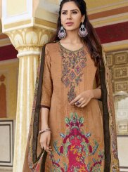 Embroidered Designer Pakistani Suit