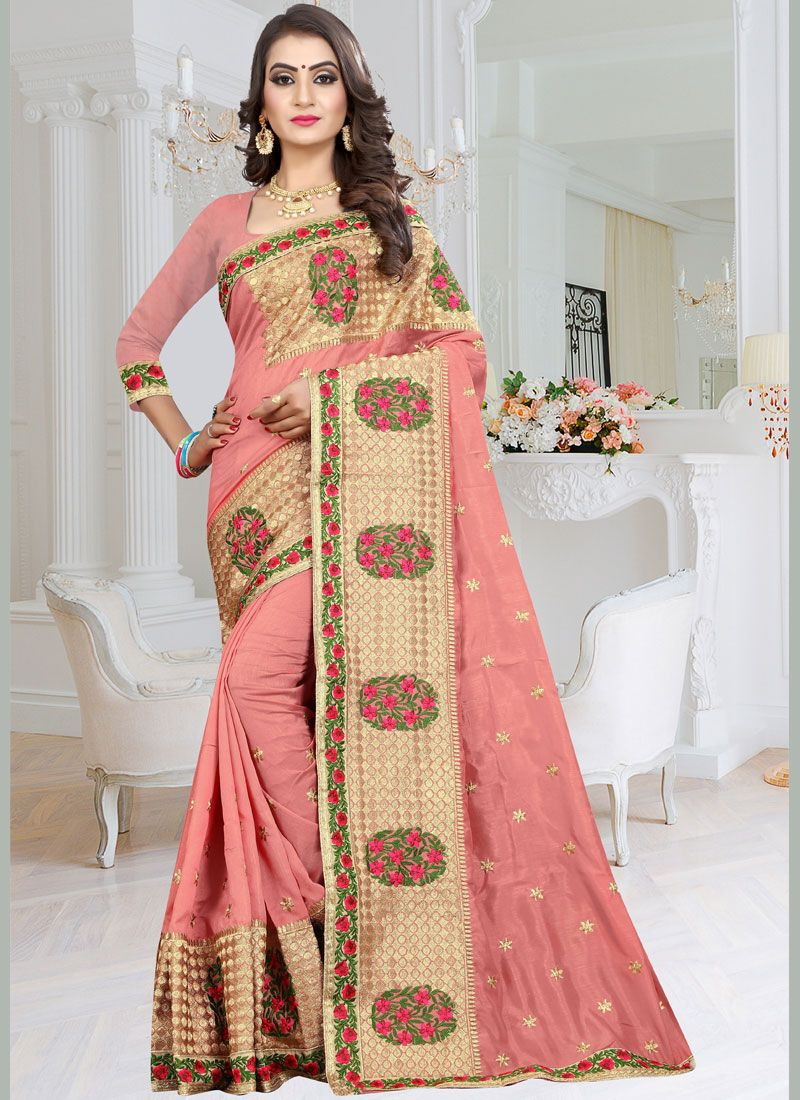 Fancy Fabric Classic Designer Saree