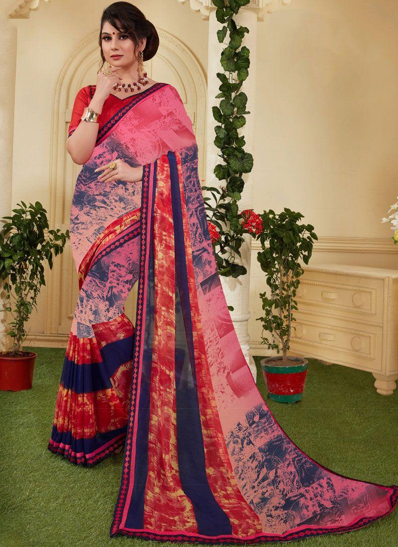 db96f77039 Buy Online Fancy Fabric Printed Saree : 86139 -